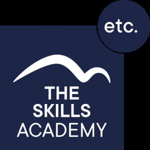 The Skills Academy logo