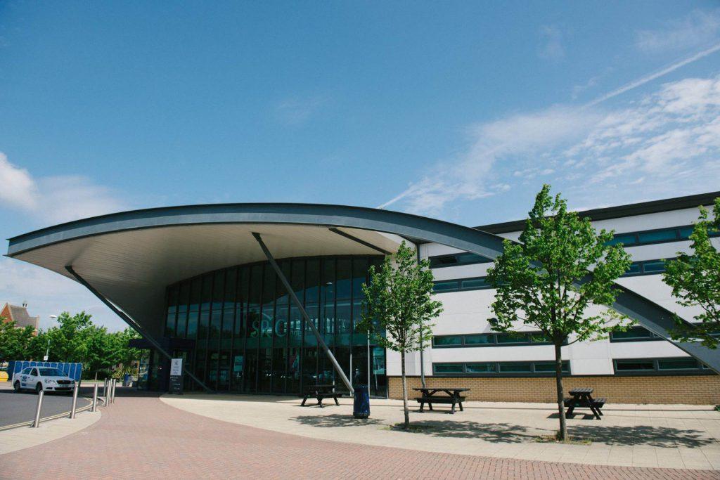 Stockton Riverside College site