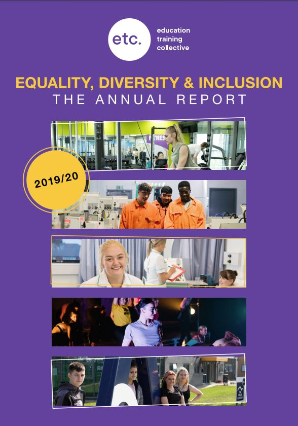 Equality & Diversity cover